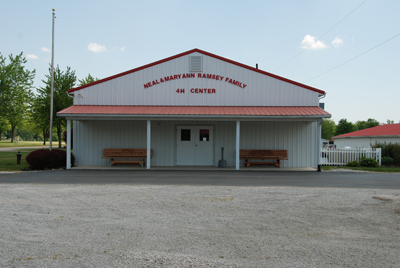 Neal and Mary Ann Ramsey Family 4-H Center