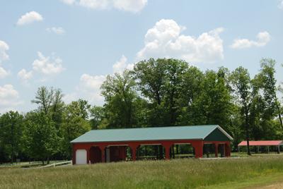 Energy Co-Op Pavilion