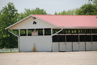 Equine Barn