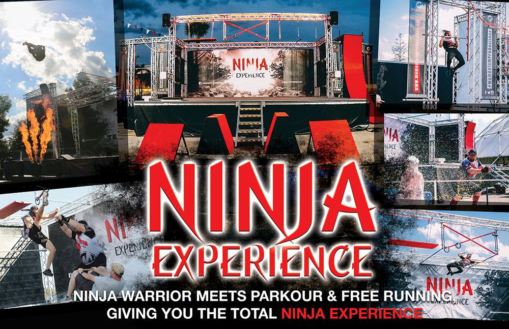 Hartford Fair The Ninja Experience